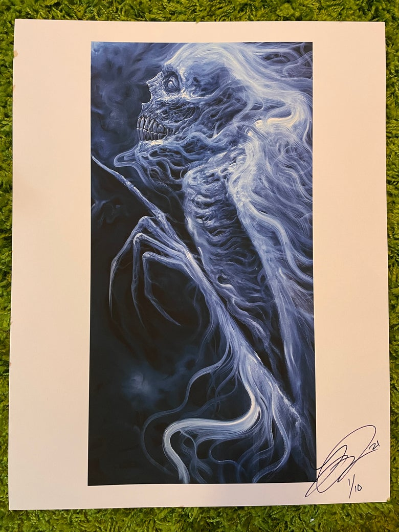 Image of The Lost Soul ( Limited edition Print )