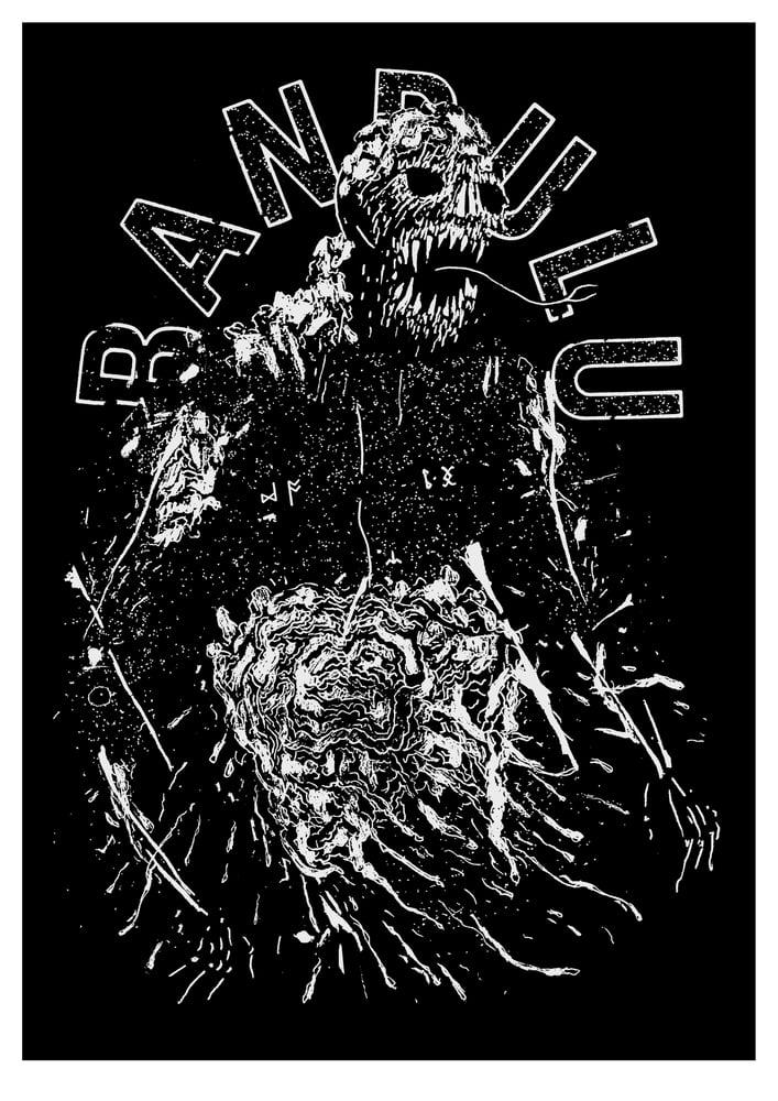 Image of Screamer — Giclée art-print