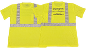 Image of SK8RATS Pumpers Sons & Daughters T-Shirt (Yellow)