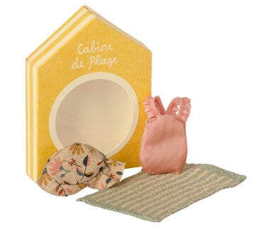 Image of Maileg - Beach Set for Big Sister Mouse (Pre-order)