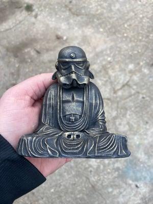 Image of Zen Trooper mini - BLACKENED BRONZE