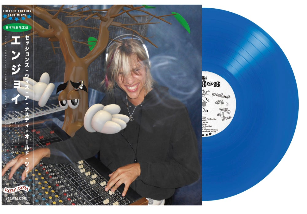 """Image of ENJOY """"Sessions With A Nasty Old Tree"""" LTD. VINYL"""