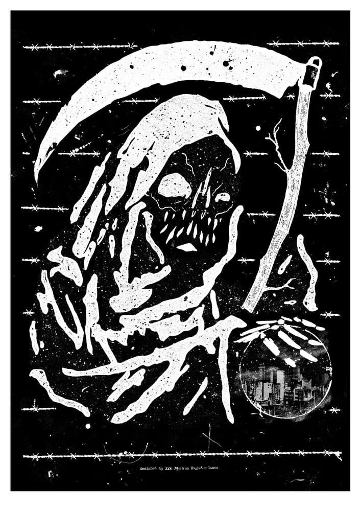Image of Reaper — Giclée art-print