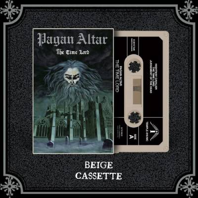 "Image of Pagan Altar ""The Time Lord"" _ Tape _ Temple Of Mistery Records"