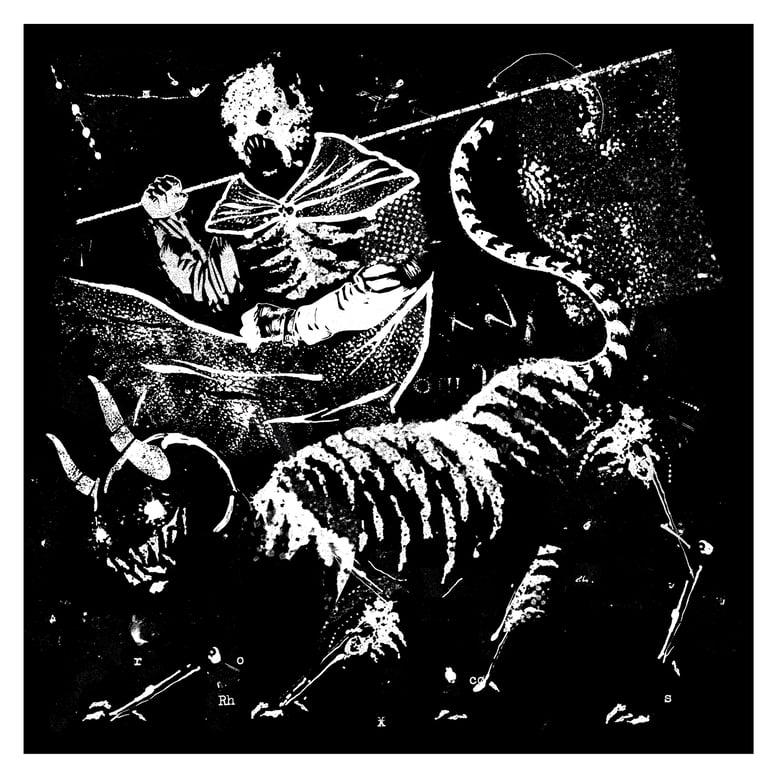 Image of Bandulu 012 'Flag Bearer' — Giclée art-print