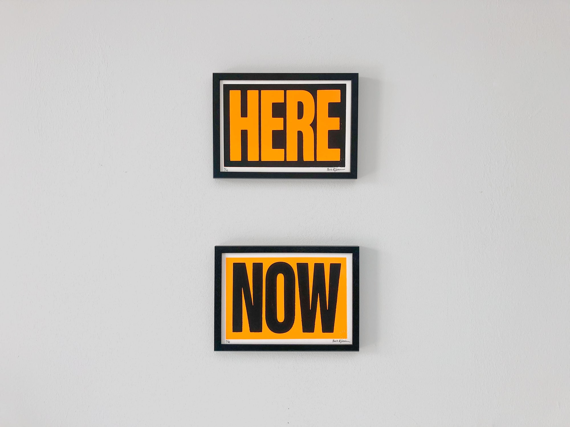 Image of Here & Now Diptych