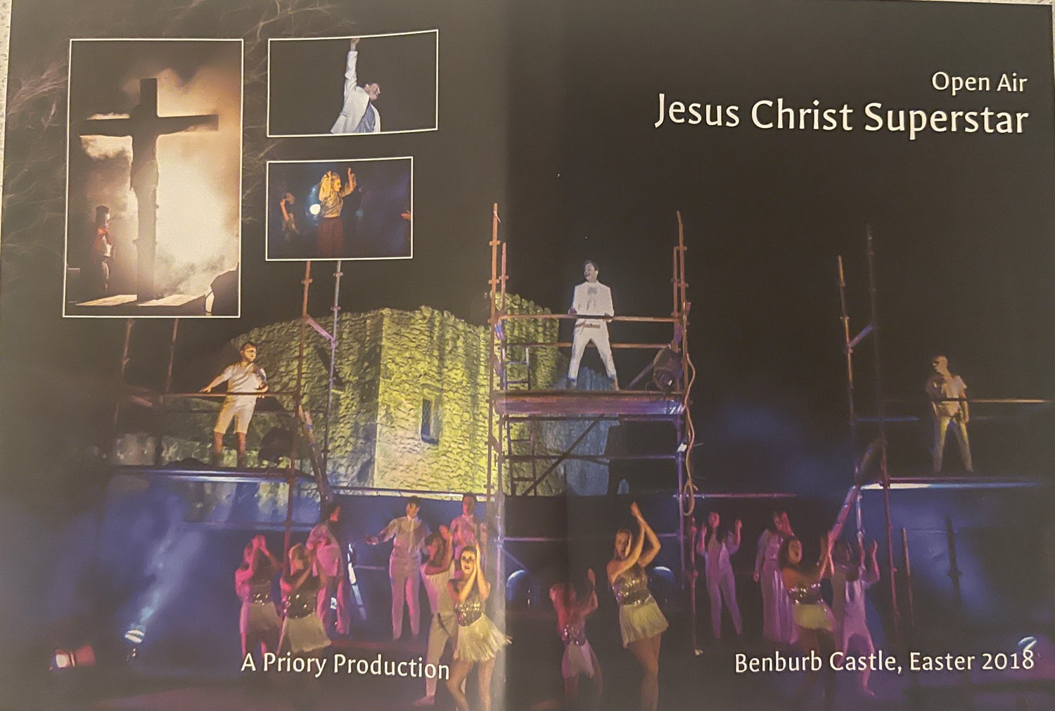 Image of Jesus Christ Superstar 2018 - Live DVD