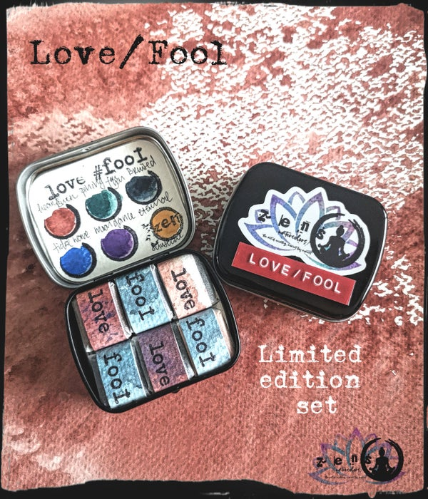 Image of Love/Fool - Limited Edition SET