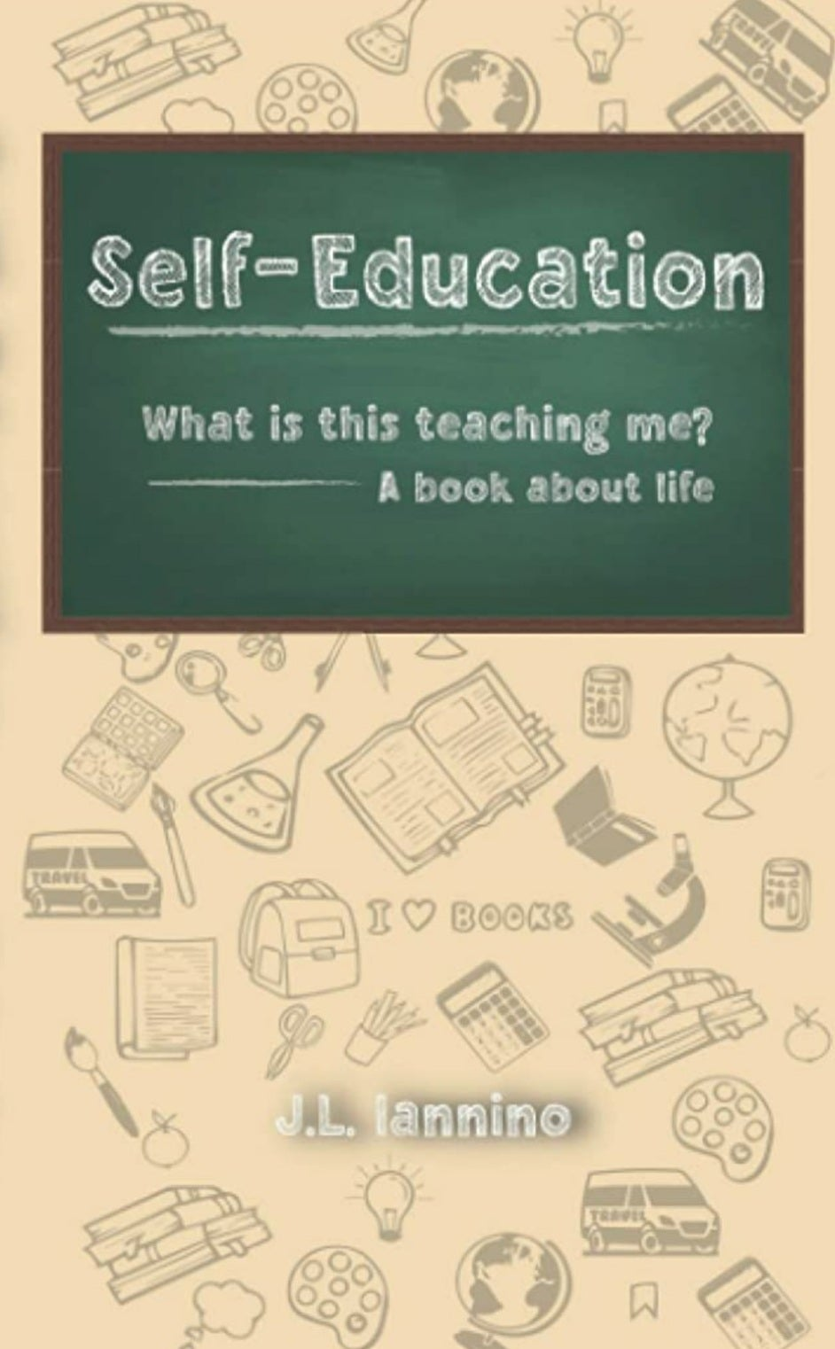 Image of *Self-Education is available on all Amazon market places worldwide (link below).