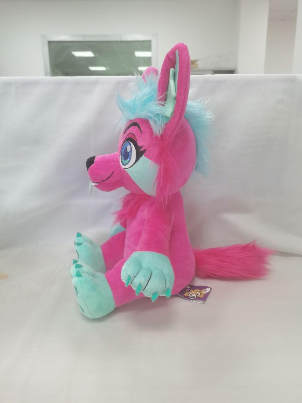 Image of Ragehound Plush