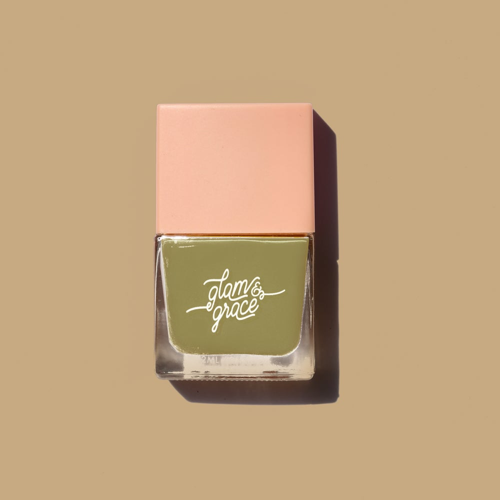 Image of Nail Polish - Olive