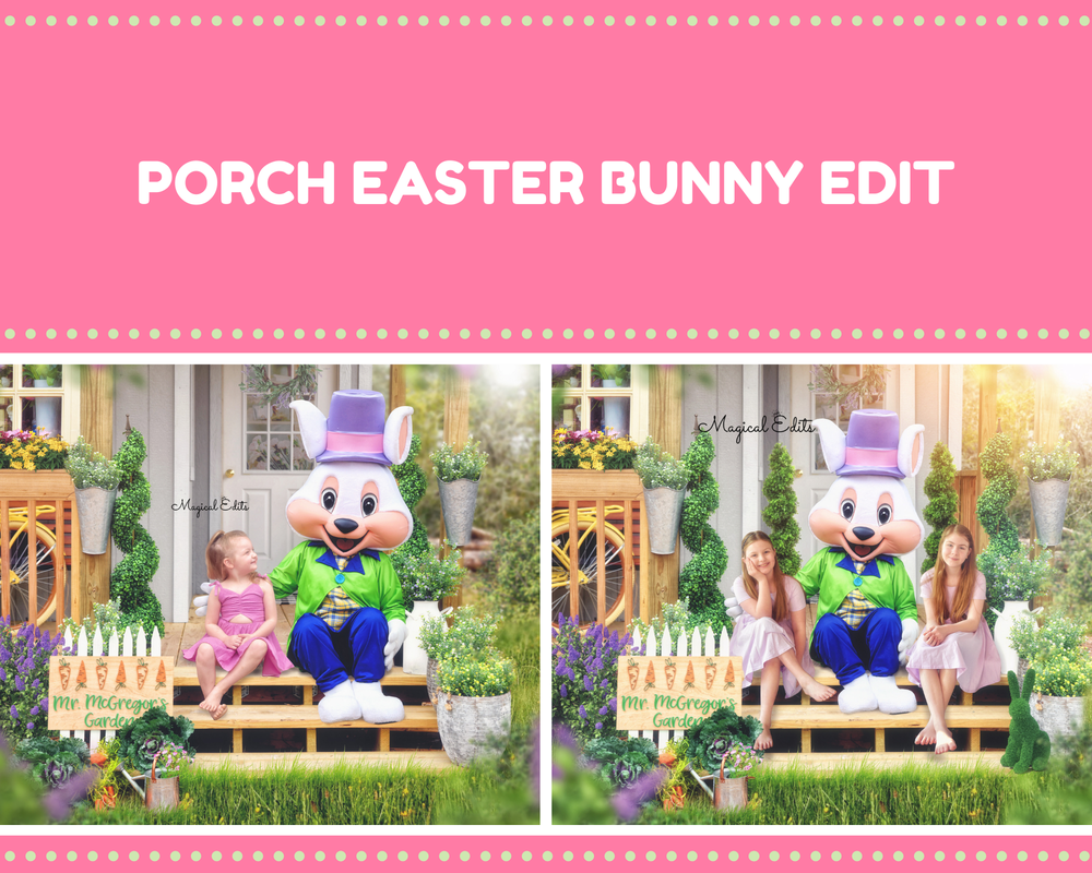 Image of Porch Easter Edit