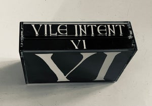 Image of VILE INTENT - Discography Tapes
