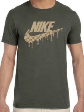 NikexGucci Collab Tee - Mens