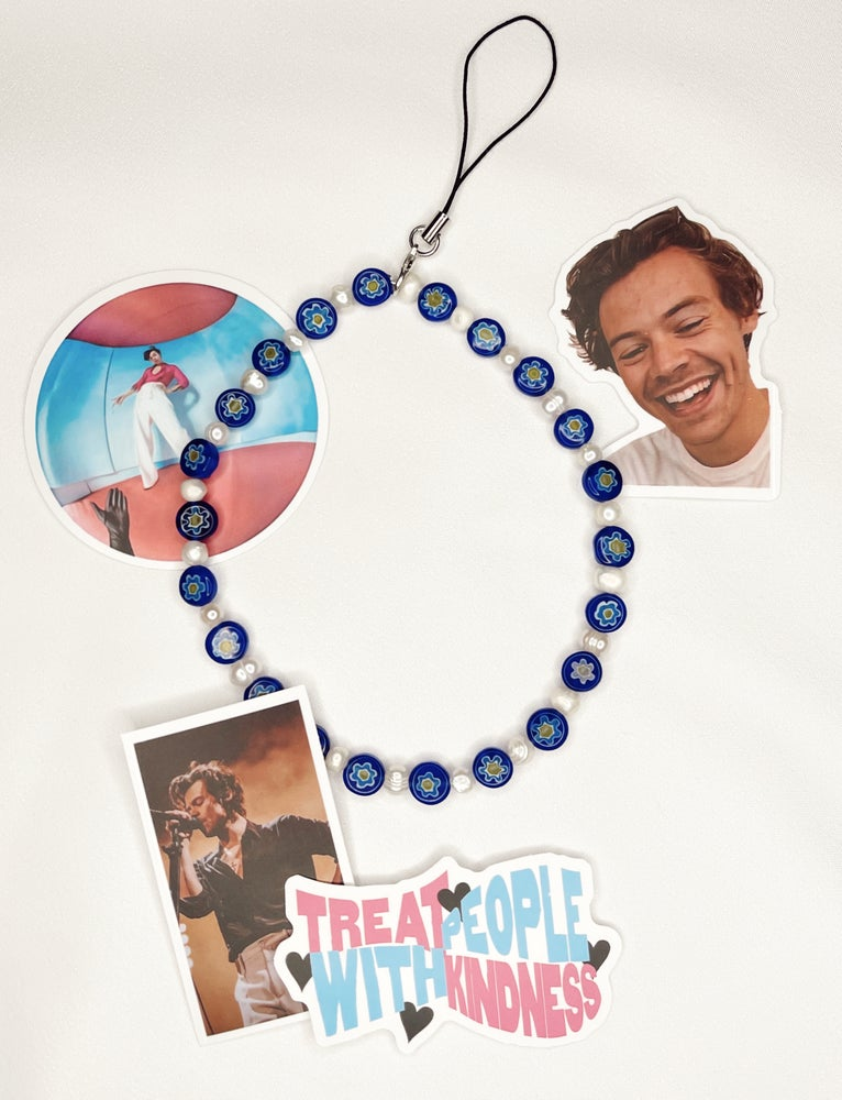 Image of Harry Inspired Phone Chain