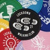 Lockdown 2021 Walking Club patch