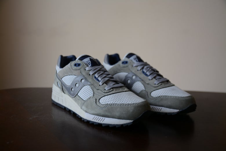 Image of Saucony Shadow 5000 Luxury Pack Grey