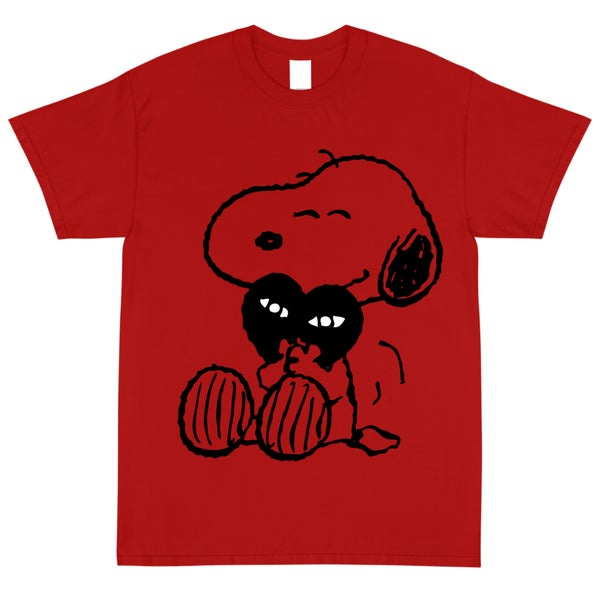 Image of Vday Panthère Red T Shirt