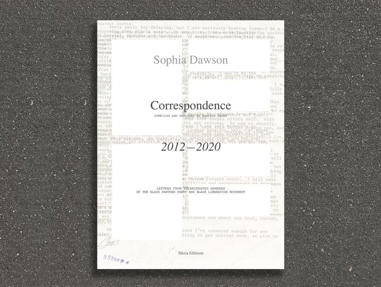 Image of Correspondence<br>Sophia Dawson