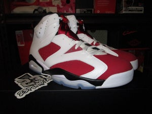 "Image of Air Jordan VI (6) Retro OG ""Carmine"" 2021"