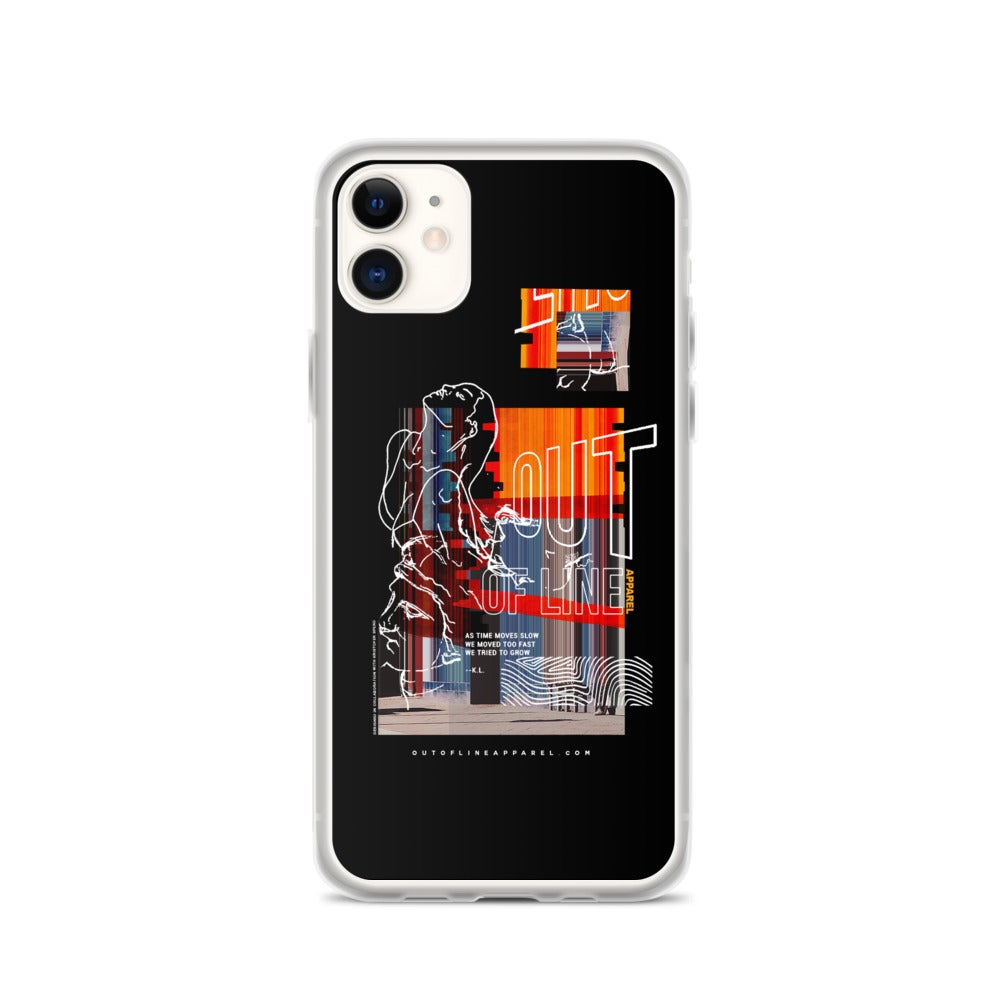 """Image of """"GLITCHED"""" IPHONE CASE"""
