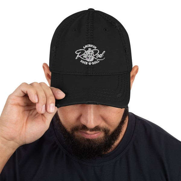 Image of Distressed Dad Hat