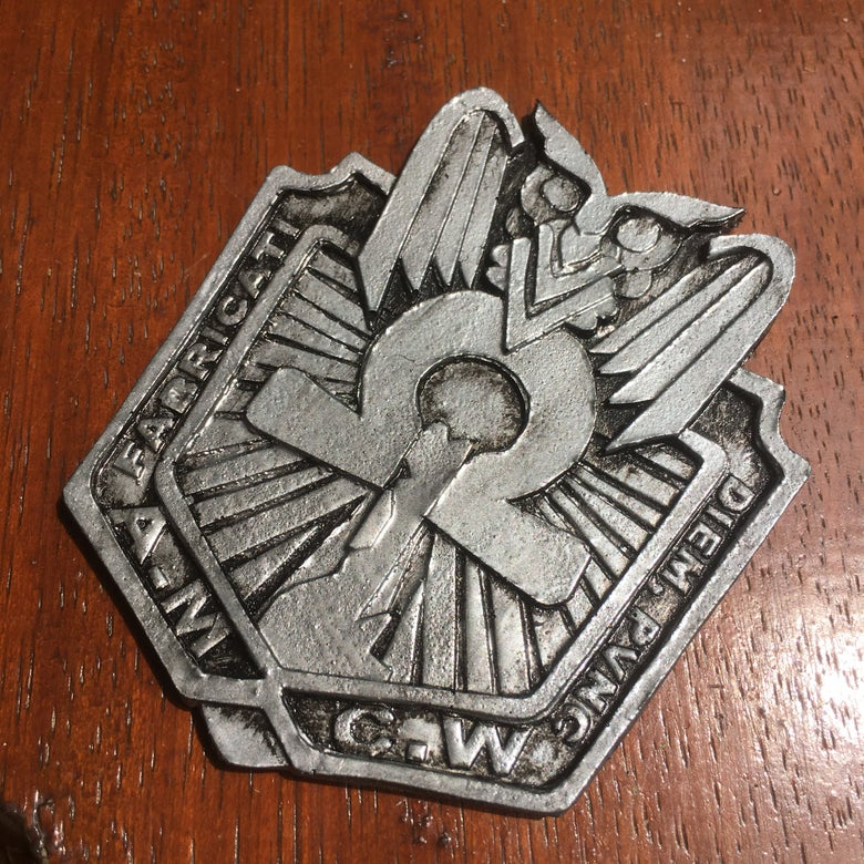 Image of The Watch Badge - The Watch