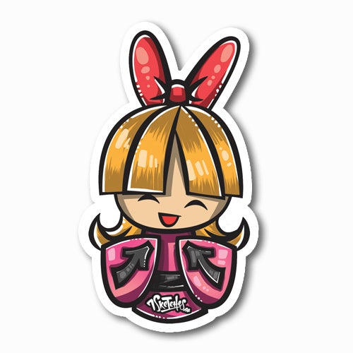 Image of Blossom Sticker