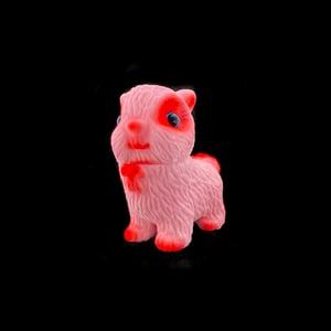 Image of Bergamot - Pink Flocked