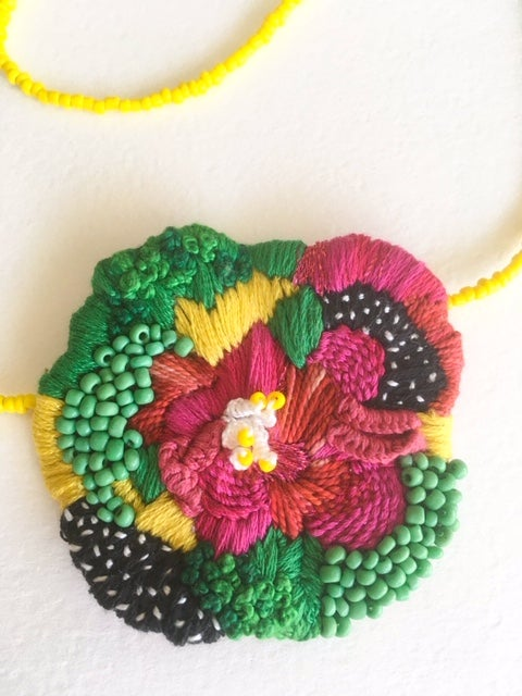 Image of Pendant making with Amy Jones Saturday April 10th 1-5pm