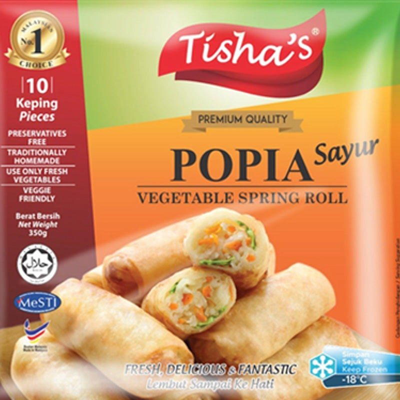 Image of Vegetable Spring Roll
