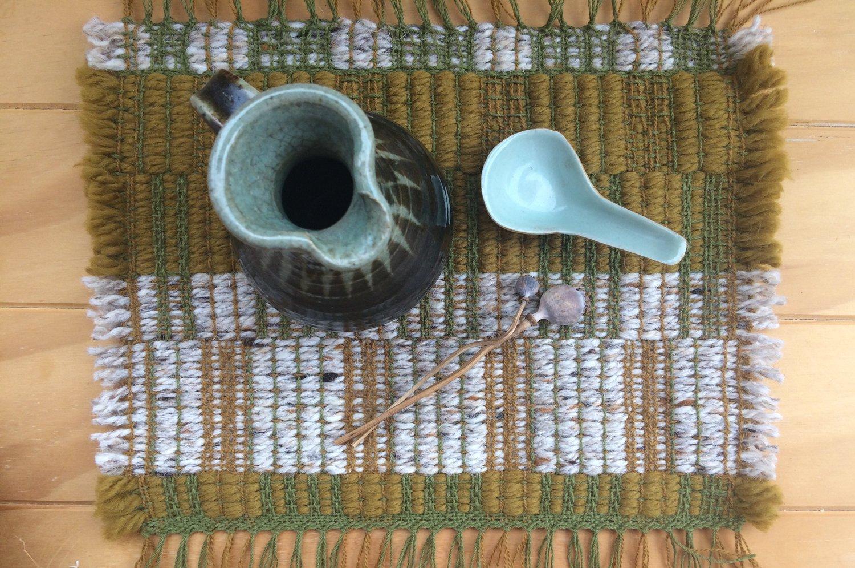 Image of Tableware • Ochre & Tweed