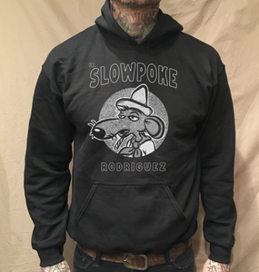 Image of HOODIE CIRCLE SLOWPOKE (FREE-SHIPPING ON THIS ITEM ONLY)