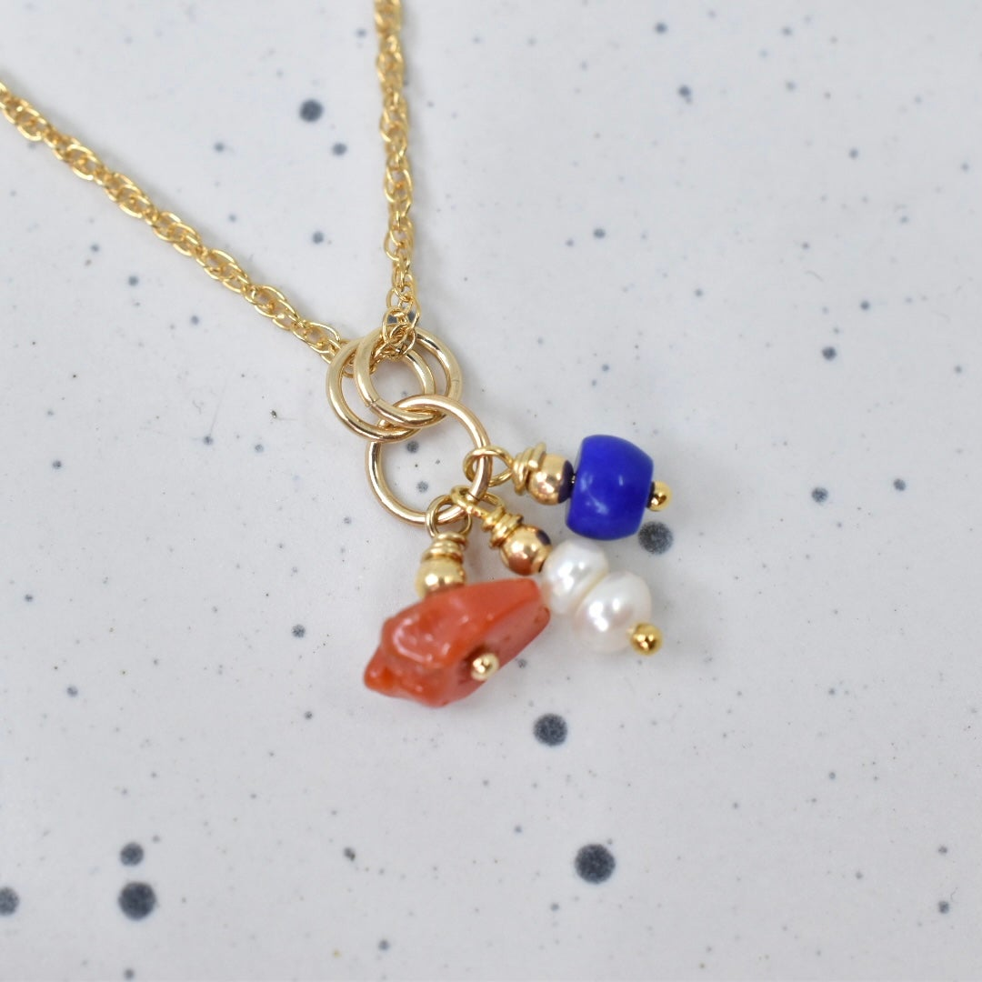 Image of Little Charmer Necklace