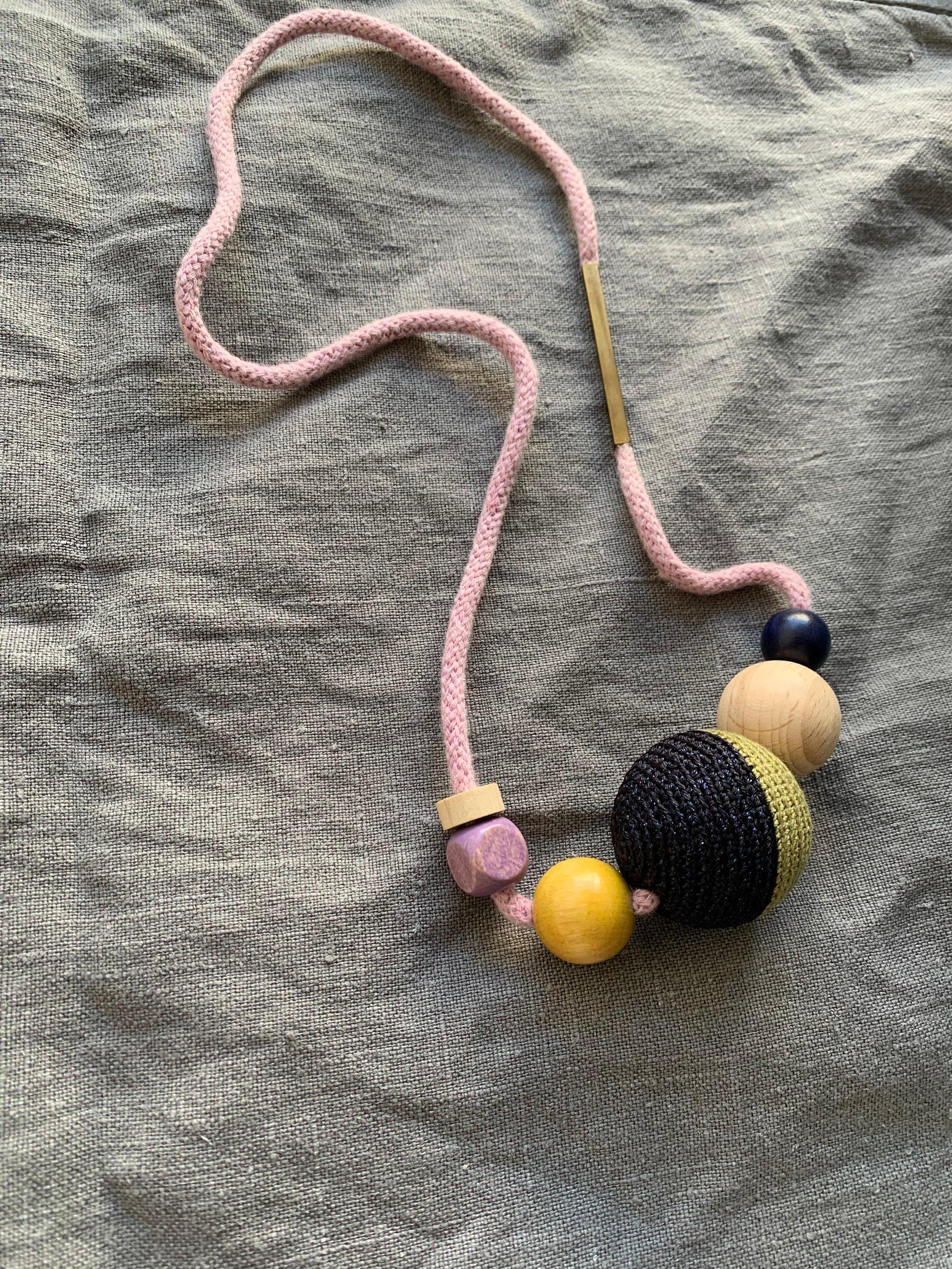 Image of No.5 Bauhaus Necklace