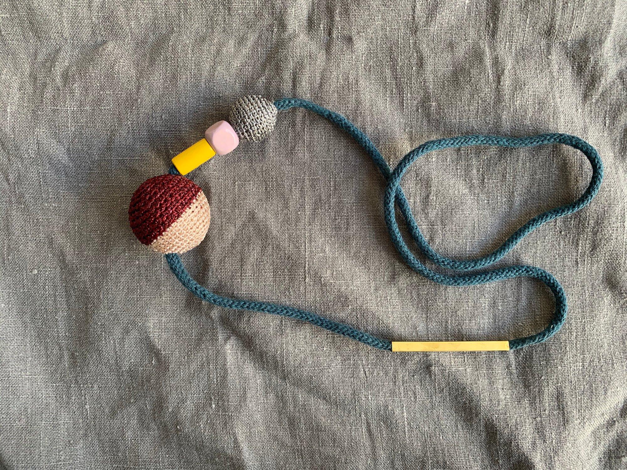 Image of No.8 Bauhaus Necklace