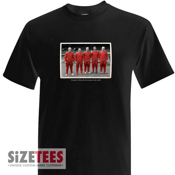Image of Best trainers in the world T-shirt