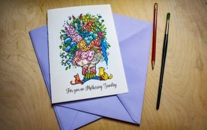 Image of Fantastic Flowers - Mothers Day Card