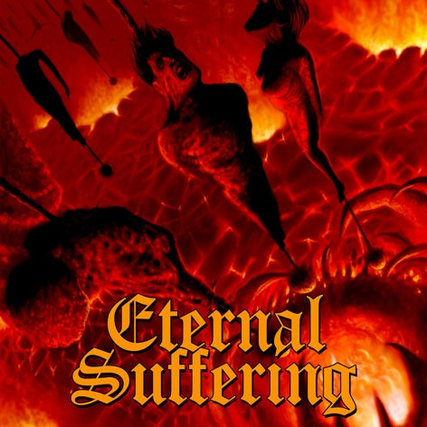 Image of Eternal Suffering - Echo Of Lost Words