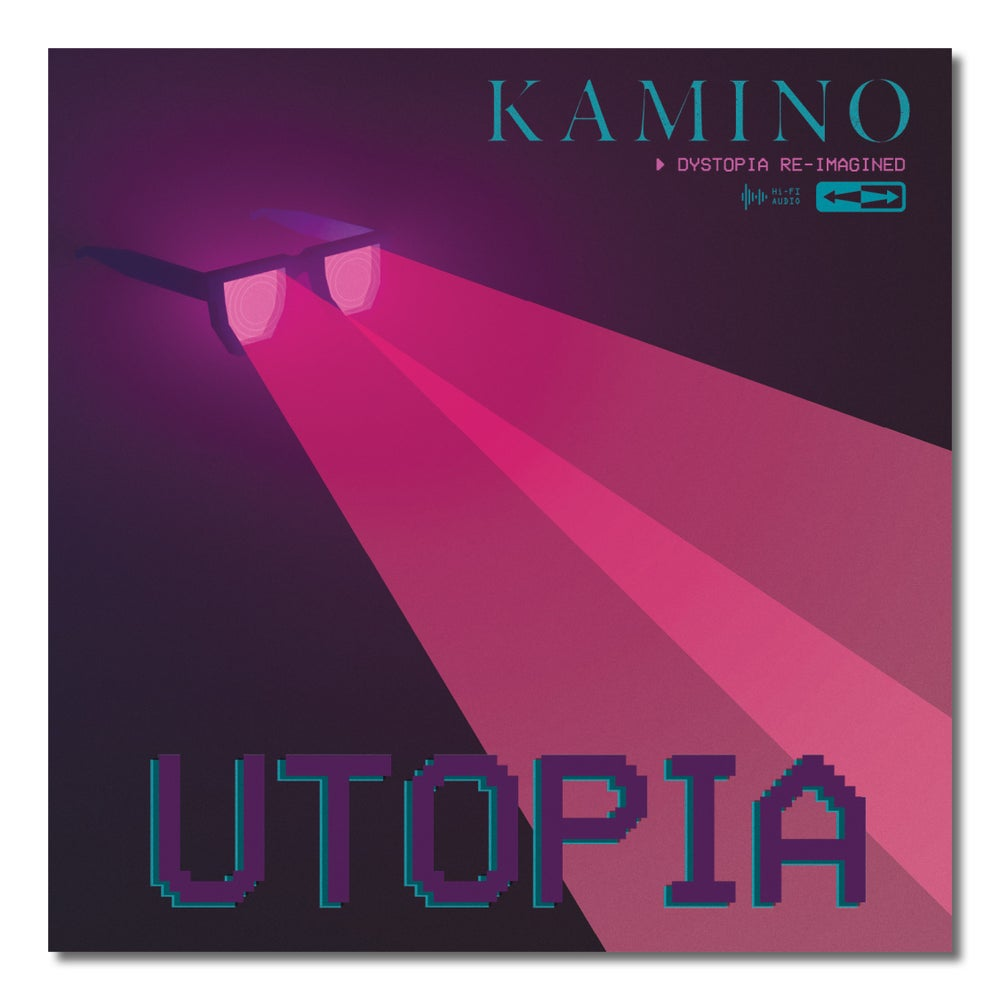 Image of UTOPIA CD (Preorder)