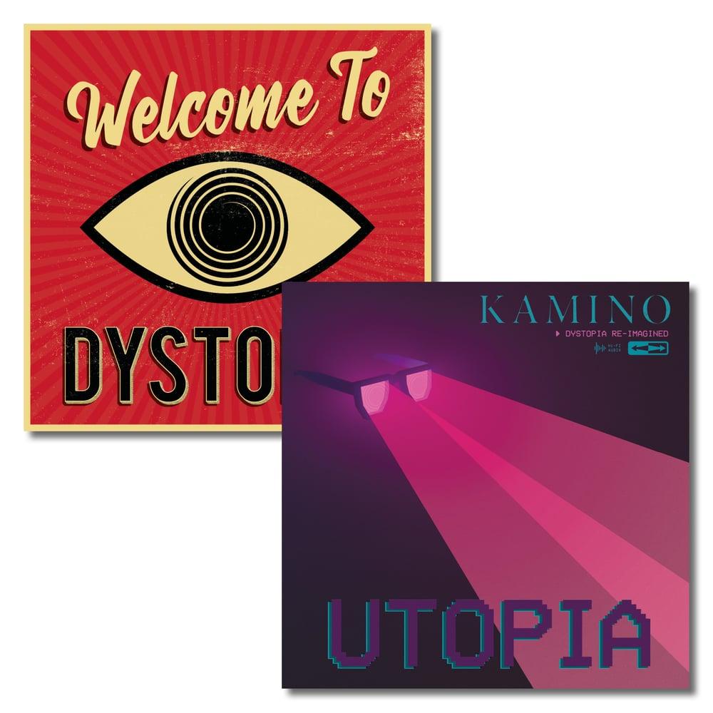 Image of DYSTOPIA + UTOPIA Combo (Preorder)