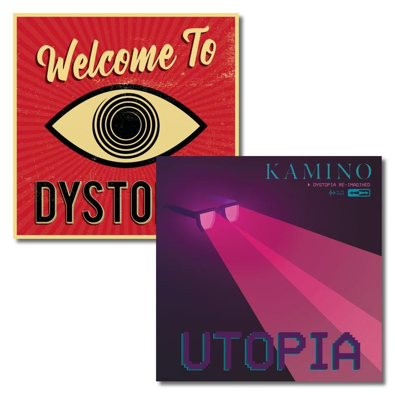 Image of DYSTOPIA + UTOPIA Combo