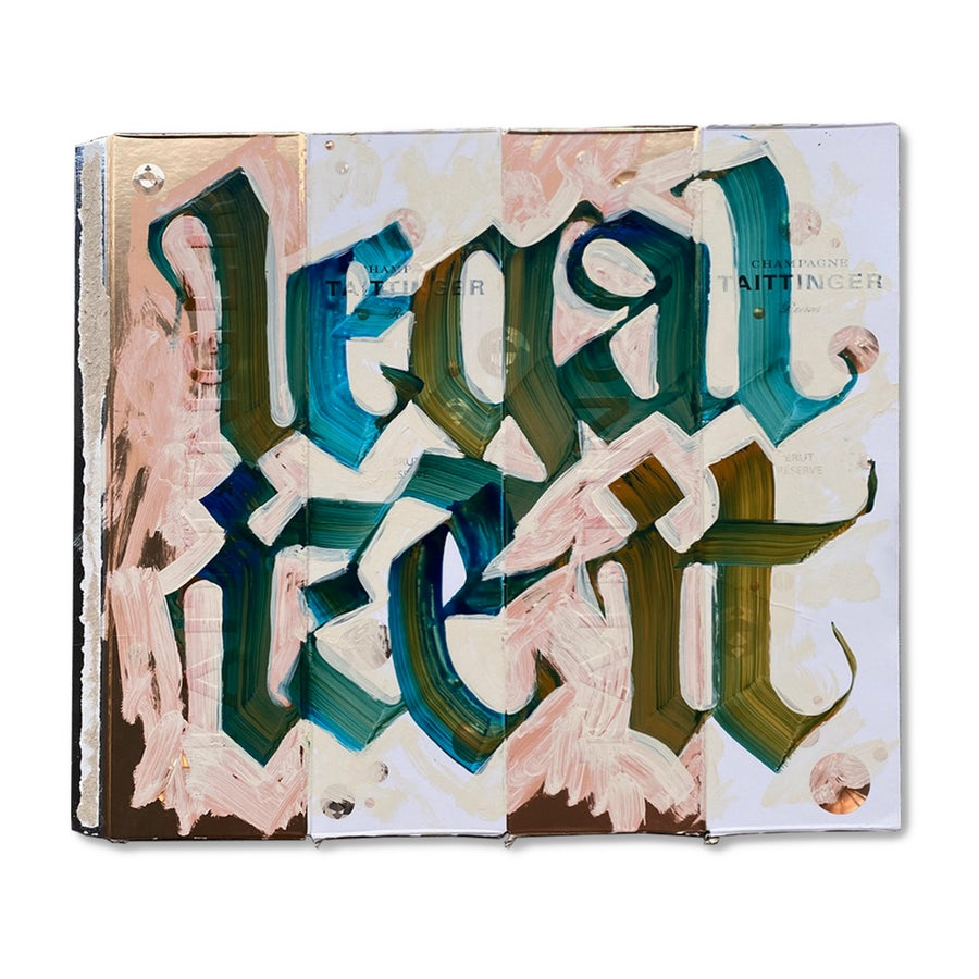 Image of LEGALIZE IT / NIELS SHOE MEULMAN