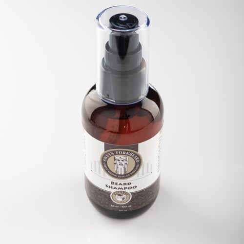 Image of Beard Shampoo 100 ml/3.5 oz (Ecocert Approved)