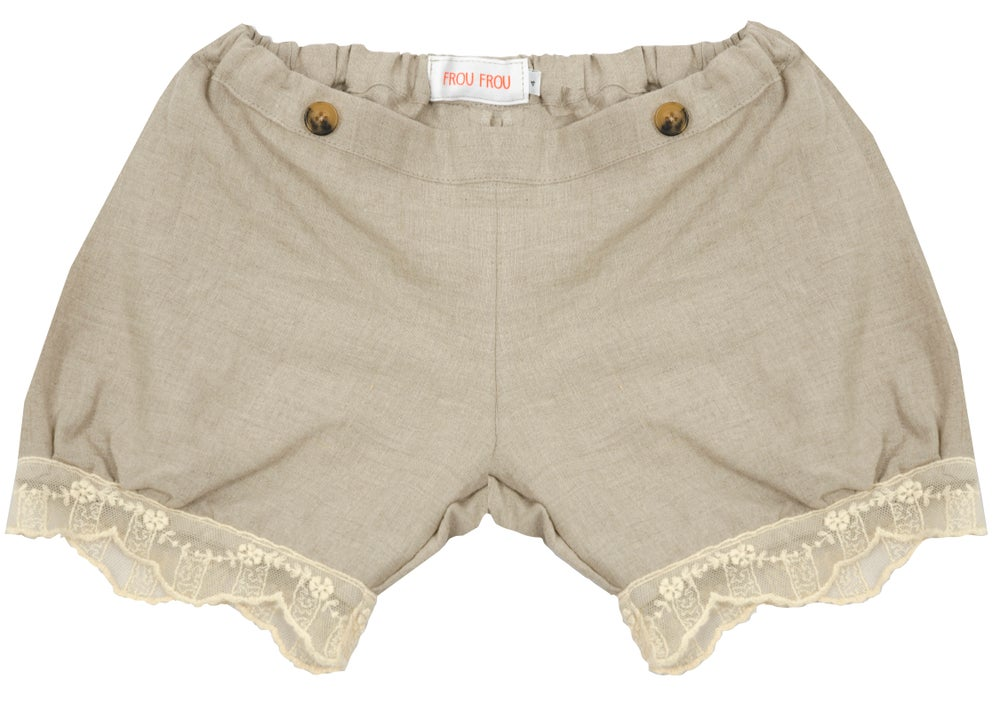 Image of PANT with lace