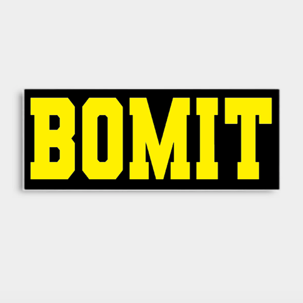 "Image of Bomit ""Rackers"""
