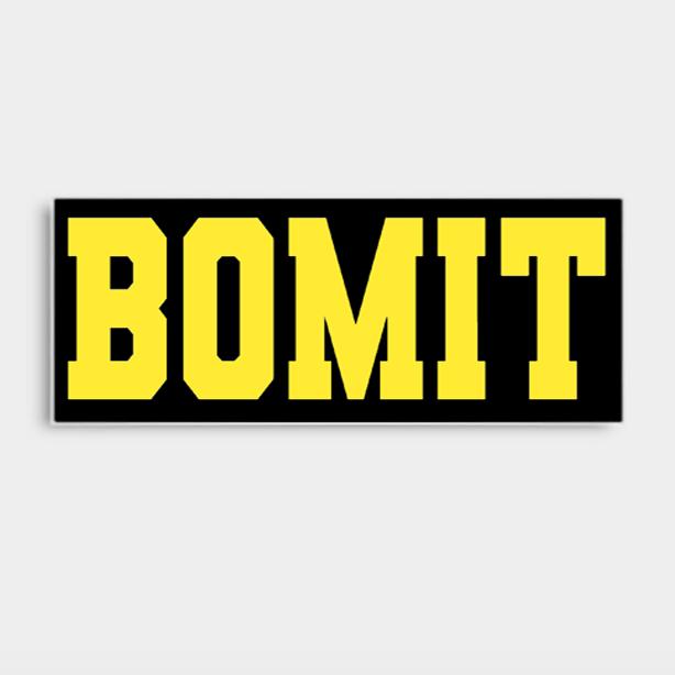 """Image of Bomit """"Rackers"""""""