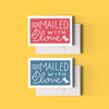Mailed with Love Postcard Bundle Set