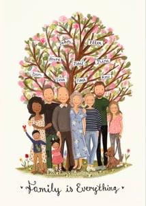 Image of Family Tree Digital Version
