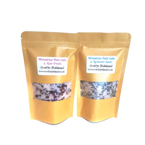 Image of Himalayan Bath Salts & Lavender Seeds